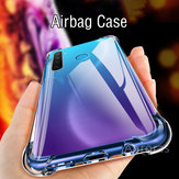 Bakeey Transparent Shockproof Soft TPU Protective Case For Realme R5