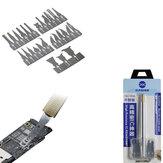SS-101A BGA IC Chip Mainboard Repair CPU Blade Dual Function Demolition for Mobile Phone Computer Repair Disassemble Tool