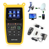 Satlink WS-6933 DVB-S2 FTA CKU Band Satlink Digital Satellite Finder Meter