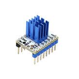 8 шт. TMC2209 Степпер Мотор Драйвер Super Бесшумный Приспособления Mute Драйвер Доска 256 Microsteps Для Sidewinder 3D Принтер