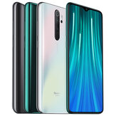 Xiaomi Redmi Note 8 Pro Global Version 6,53 polegadas 64MP Câmera Traseira Quad 6GB 64GB NFC 4500mAh Helio G90T Octa Core 4G Smartphone