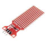 5pcs DC 3V-5V 20mA Rain Water Level Sensor Module Detection Liquid Surface Depth Height For Geekcreit for Arduino - products that work with official Arduino boards