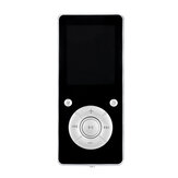 bluetooth Lossless MP3 Player MP4 Audio Video Player FM Radio Recorder Ebook Sport Music Speakers Support 32GB TF Card