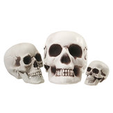 Halloween Prank Haunted House Lifelike Burial Skeleton Bones Party Decoration Toys