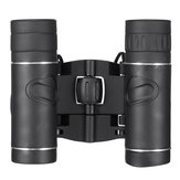 Mini 40x22 Folding Telescope Waterproof Binoculars Night Vision Camping Travel