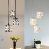 Modern Flower Petal Ceiling Light LED Pendant Light Dining Room Chandelier
