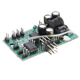 Upgraded V2 RC Circuit Board for WPL C34 MN90 JJRC Q65 Gas Engine Sound System Spare Parts