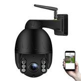 BESDER P08 1080P PTZ Wifi Caméra 5X Zoom optique 2.7-13.5mm Objectif Vitesse Extérieure Dome Caméra IP CCTV Sécurité Sans Fil IP Camara