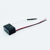 AC100V-240V Gerador de íons negativos Umidificador Gerador de ânion para ar condicionado 25x12x16mm
