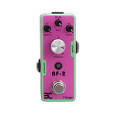 ENO EX TC-41 FLANGER BF-2 Guitar Effects Pedal Full Metal Shell True Bypass