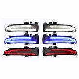 LED Side Mirror Sequential Dynamic Turn Signal Lights Repeaters Lamps For Mercedes A B C E S CLS CLA GLA GLK Class