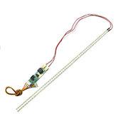 540mm Brilho ajustável LED Kit de luz de tira de luz de fundo 24 polegadas LCD Monitor para LED Bakclight