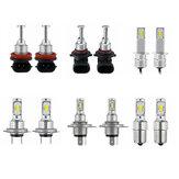 Verbesserte 70W 8000LM LED Autoscheinwerfer-Birnen H1 H4 H7 H11 9005 9006 1156 6000K Weiß 2PCS