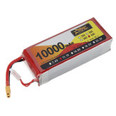 ZOP Power 11.1V 10000mAh 65C 3S Lipo Battery XT60 stik til FPV RC Quadcopter Landbrug Drone