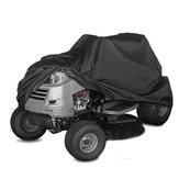 210D ATV جرار جزازة العشب غطاء دراجة نارية الأثاث ضد للماء UV حماية المطر
