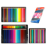 12/24/36/72 Colors Professional Oil Colored Pencils Set Artist Painting Sketching Wood Color Pencil School Art Supplies