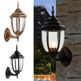 Aluminum Wall Light Lamp Fixture Garden Outdoor Street Light Light Porch Patio Lantern Decor Lights