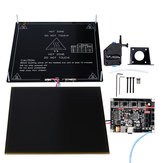 BIGTREETECH SKR V1.3 32 Bit Mainboard+BMG Extruder+Ultrabase Heatbed Platform+TMC2130 SPI for 3D Printer