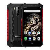 Ulefone Armor X5 5,5 tommers NFC IP68 IP69K vanntett 3GB 32GB 5000mAh MT6762 Octa core 4G Smartphone