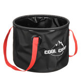 20L Outdoor Foldable Water Bucket Camping Storage Container Collapsible Fishing Bucket