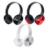 Casque d'appel mains libres imperméable avec commande de bouton de casque bluetooth 5.0 avec microphone