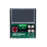 Coolbaby X7 4.3 inch 8 Bit DIY RETRO FC Handheld Game Console with 500 in 1 Games Game Card Video Game Players