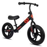 BAISHS Sem Pedal da Bicicleta de Equilíbrio da Criança Crianças Bicicletas de Montanha Crianças Scooter Boys 12 polegadas BMX Bikes Para 2/3/4/5/6 Anos de Treinamento para Iniciantes