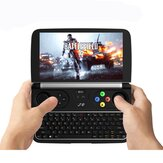 GPD WIN 2 M3-8100Y Handheld pc-spelconsole Windows-tablet - ZWART