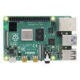 Raspberry Pi 4 Model B 1GB / 2GB / 4GB / 8GB Placa madre Placa base con Broadcom BCM2711 Quad-core Cortex-A72 (ARM v8) SoC de 64 bits a 1,5 GHz
