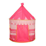 IPree® Children Play Tent Folding Storage Kids House Playhouse Palace Castle