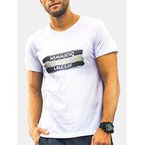 Camisetas de manga corta para hombre New Trend