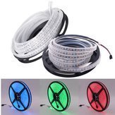 5M 12MM SMD3535 120LED/M IP68 Silicone Tube RGB LED Strip Light for Outdoor Swimming Poor Fish Tank DC12V
