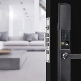 Security Electronic Smart Door Lock APP Touch Password Keypad Card Fingerprint