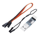 3pcs PL2303 USB To RS232 TTL Converter Adapter Module with Dust-proof Cover PL2303HX Geekcreit for Arduino - products that work with official Arduino boards