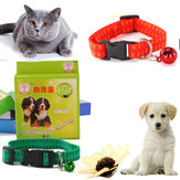 Collare antipulci e zecche per cinturino universale per cani e gatti Collo