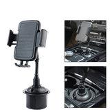 Universal 360 ° Autotassenhalter Stand Cradle Autotelefonhalter Für 3,0-6,5 Zoll Smartphone