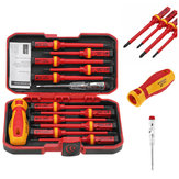 13pcs Electronic Insulated Hand Screwdriver Tools Accessory Set