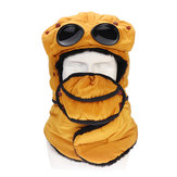 Männer Damen Thermal Winter Trapper Hut Gesichtsmaske Earflap Warmer Outdoor Warm Winddicht Skimütze