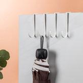 Jordan&Judy 2PCS Home Kitchen Door Holder Hanger Hanging Coat Hooks Drawer Cabinet Towel