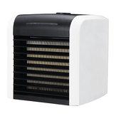 Taşınabilir Silent 2 Modları USB Şarj Edilebilir Klima Outdoor Kapalı Mini Soğutucu Fan