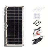 20W Folding Soft Zonnepaneel Zonnebatterij Opladen mobiele telefoon oplader