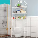AUGIENB AUG-BS1 Bathroom Multi-functional ma tong jia Shelf Toilet Organizing Rack Floor Washing Machine Frame Shelf Kitchen Storage Rack