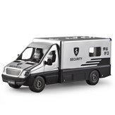 مزدوج E E673-001 RC سيارة لعبة شاحنة مراقبة 2.4G عبوة مرافقة الحرس الصوت العلوي راديو مراقبة شاحنة مركبة نموذج