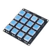 Module 4x4 à clavier 5V assemblé RobotDyn pour Arduino - produits compatibles avec les cartes Arduino officielles