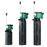 Немой кислород Насос погружающийся воды фильтра аквариума регулируемый заменяет губку 600/1000 / 1200Л / Х