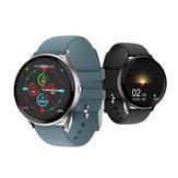 Bakeey S19 Pulseira de Tela de Toque IP68 Real Atualização do Tempo e Tempo Coração Monitor de Taxa Relógio Inteligente