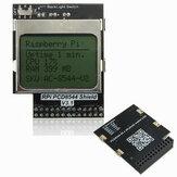 CPU Memory Mini LCD Screen for Raspberry Pi B/B+