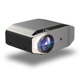 YG620 LED Projector 1920x 1080P فيديو 6500 Lumens Full عالي الوضوح Projector مدمج Speaker Home Theater Beamer