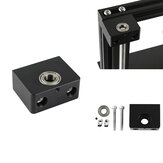 Aluminum Z-axis Lead Screw Z-Rod Bearing Holder with Bearing Housing for Creality 3D CR-10 Enedr-3/Pro 3D Printer