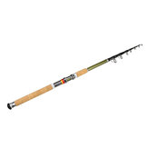 ZANLURE 3.6m Carbon Fiber Fishing Rod Spinning Lure Rod Saltwater Fishing Poles Tool